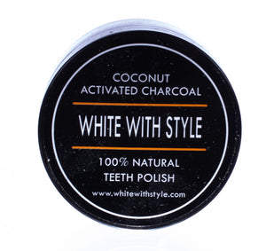 Coconut Activated Charcoal Polisher