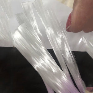 Professional Fiberglass Nail Extension