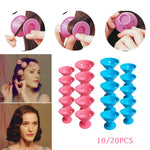 10/20pcs/set Magic Hair Care Rollers