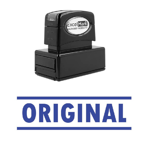 Double Line ORIGINAL Stamp