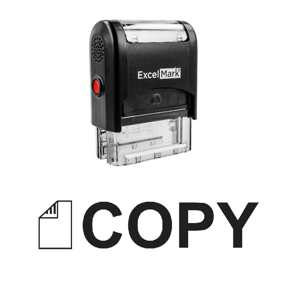 Document COPY Stamp