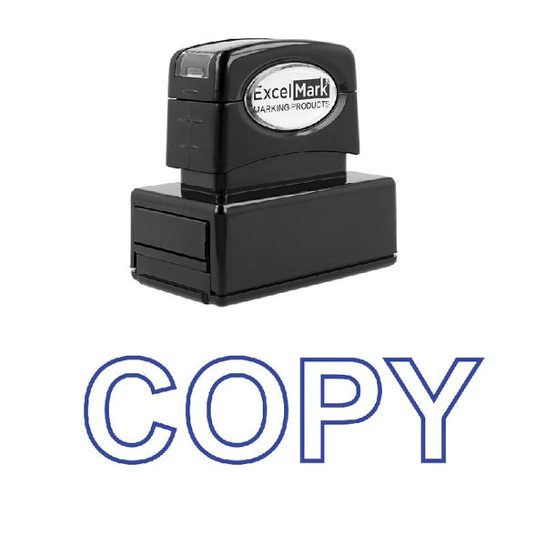 Outline COPY Stamp