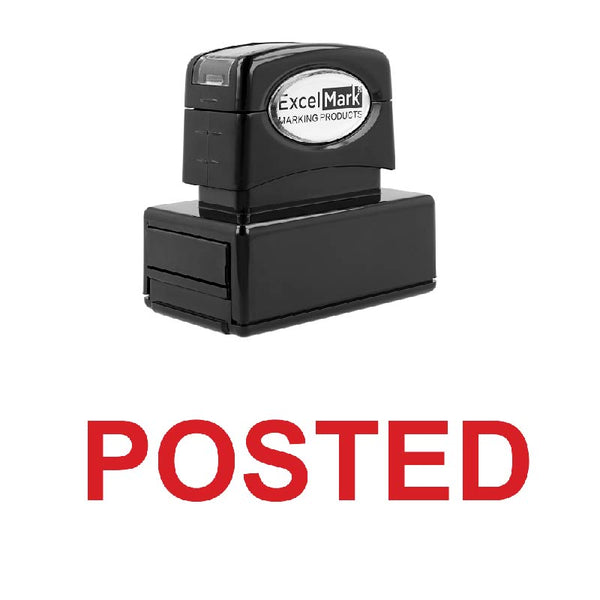 POSTED Stamp