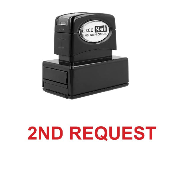 2ND REQUEST Stamp