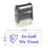In God We Trust (1) Stamp