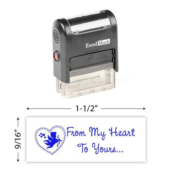 From My Heart To Yours Stamp