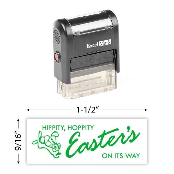Easter's On Its Way Stamp