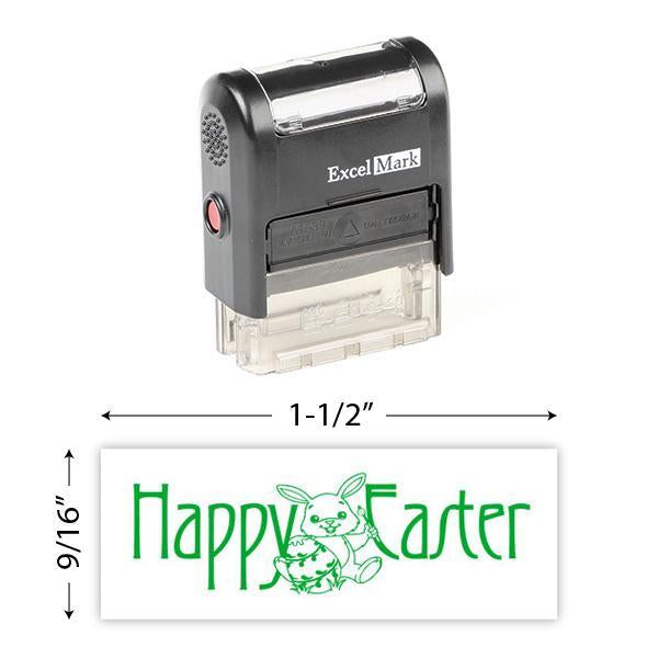 Happy Easter 1 Stamp