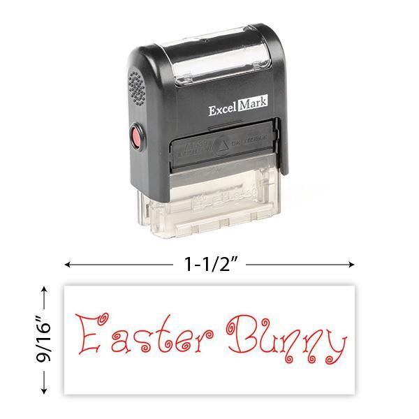 Easter Bunny 3 Stamp