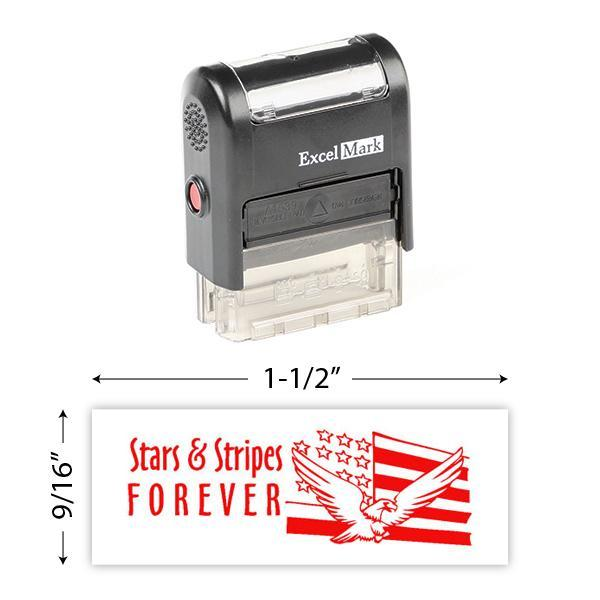 Stars & Stripes Forever Stamp