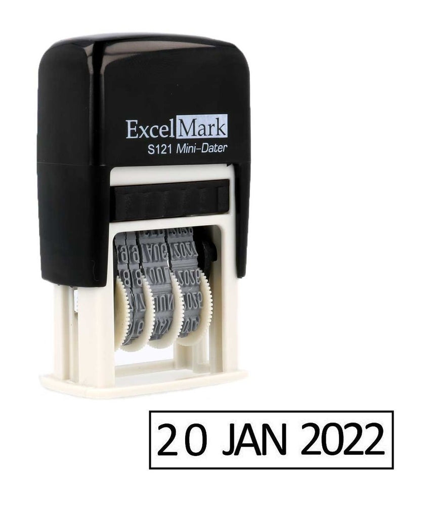 Military/Euro S121 Date Stamp