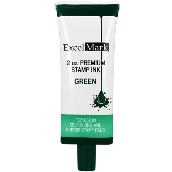 ExcelMark Self-Inking Ink - 2 oz