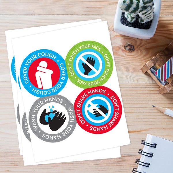 Healthy Habit Decal Sheet