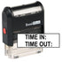 Time In/Time Out Stamp
