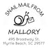 Snail Mail Address Embosser
