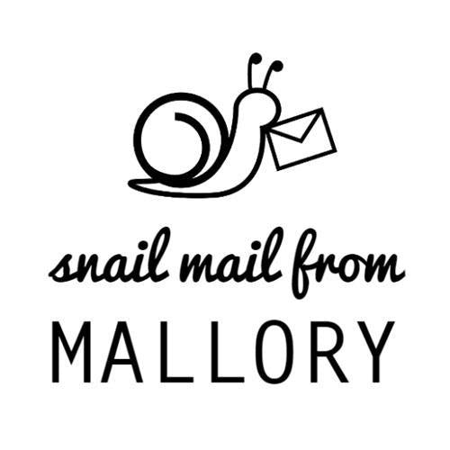 Snail Mail From Embosser