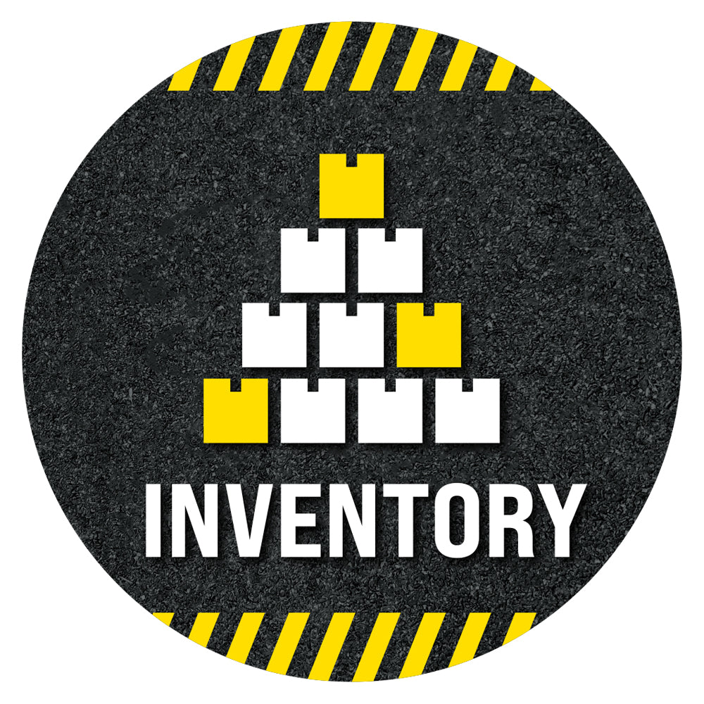 Inventory Floor Decal