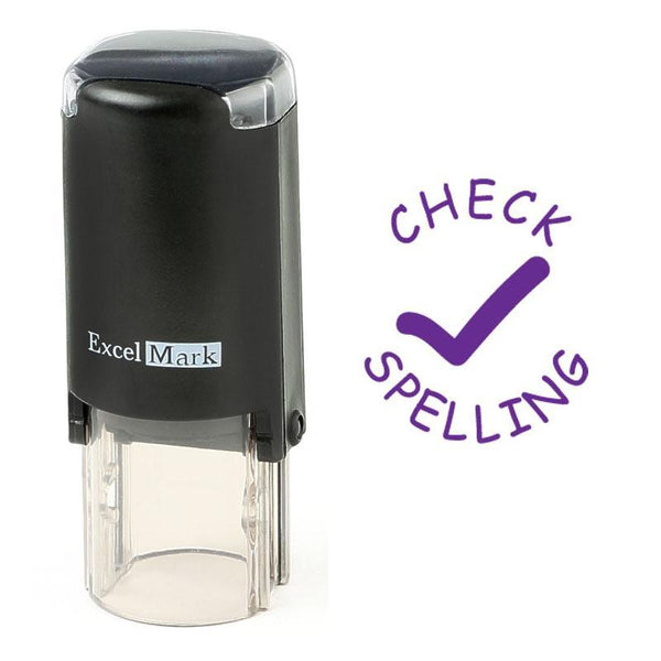Check Spelling Stamp