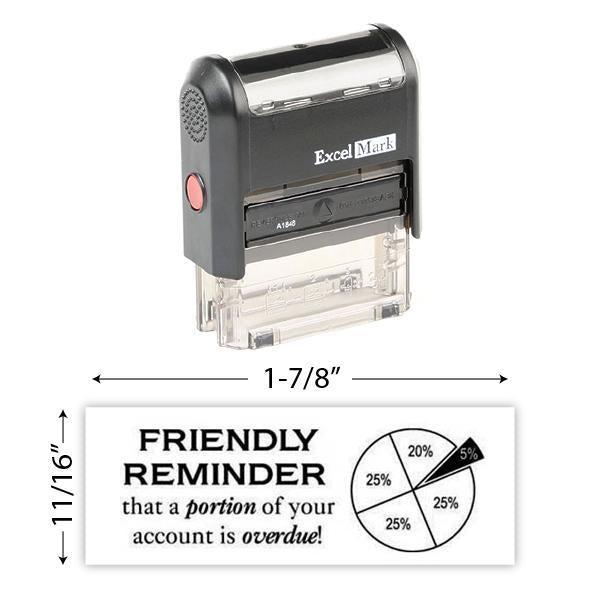 Friendly Reminder Portion Overdue