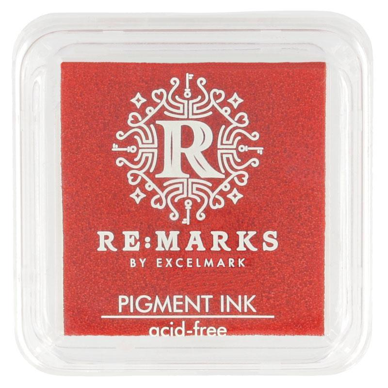 Cranberry Red Pigment Ink Pad