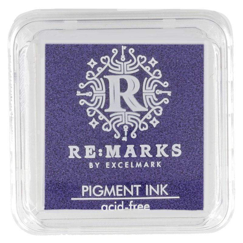 Violet Purple Pigment Ink Pad