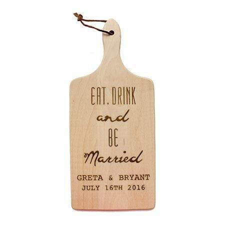 Be Married Cutting Board