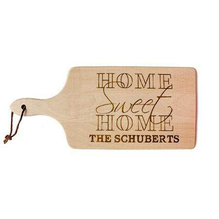 Sweet Home Cutting Board
