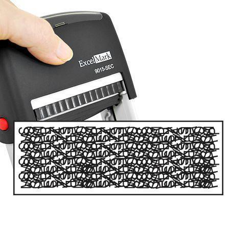 L Identity Theft Guard Stamp