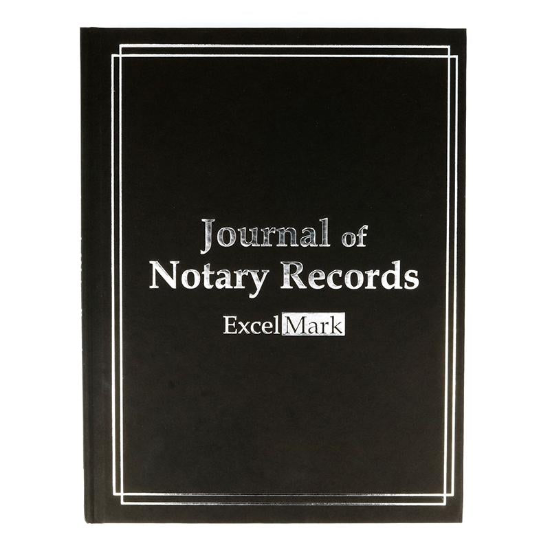 ExcelMark Notary Journal