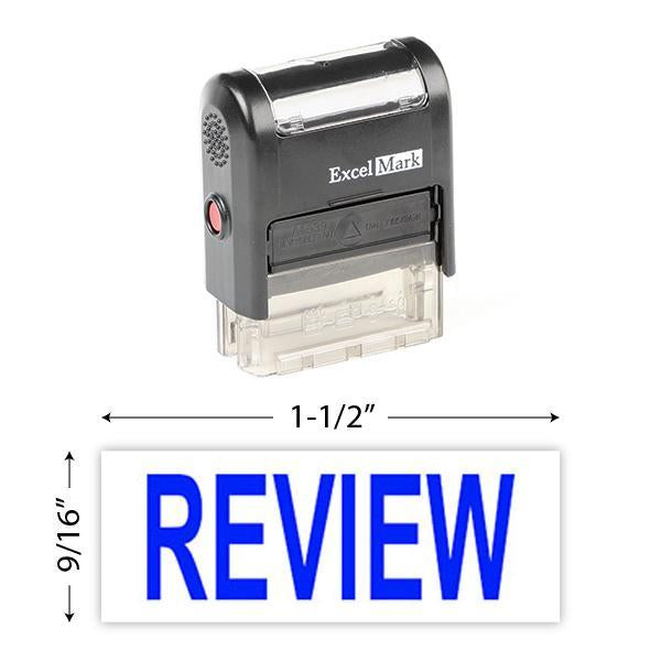 Review Stamp