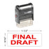 Final Draft Stamp