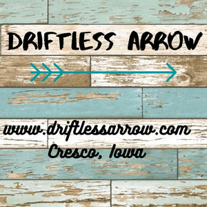 Driftless Arrow