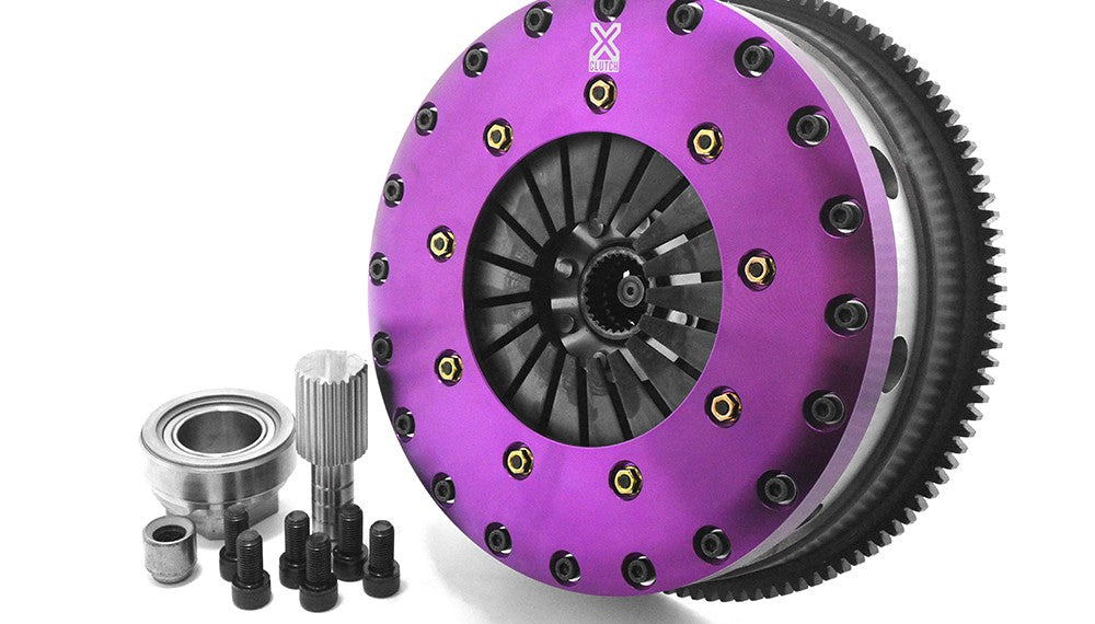 "X-Clutch BMW 135i & 335i 2006-2008 Twin Disc 9"" Clutch Kit"