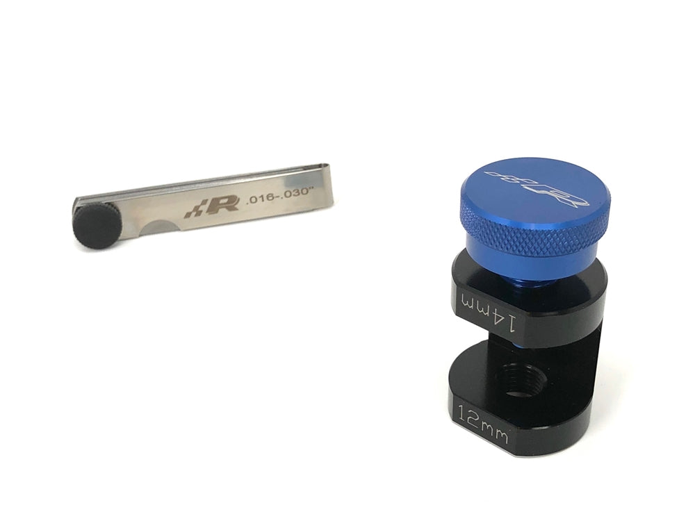 Precision Raceworks GAP TOOL W/ FEELER GAUGE