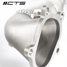 Load image into Gallery viewer, CTS TURBO AUDI C7/C7.5 S6/S7/RS7 4.0T CAST DOWNPIPE RACE SET