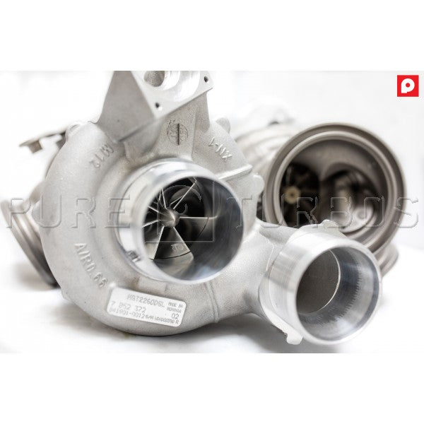 Pure Turbos BMW S63tu F90 Pure 900 Upgrade Turbos