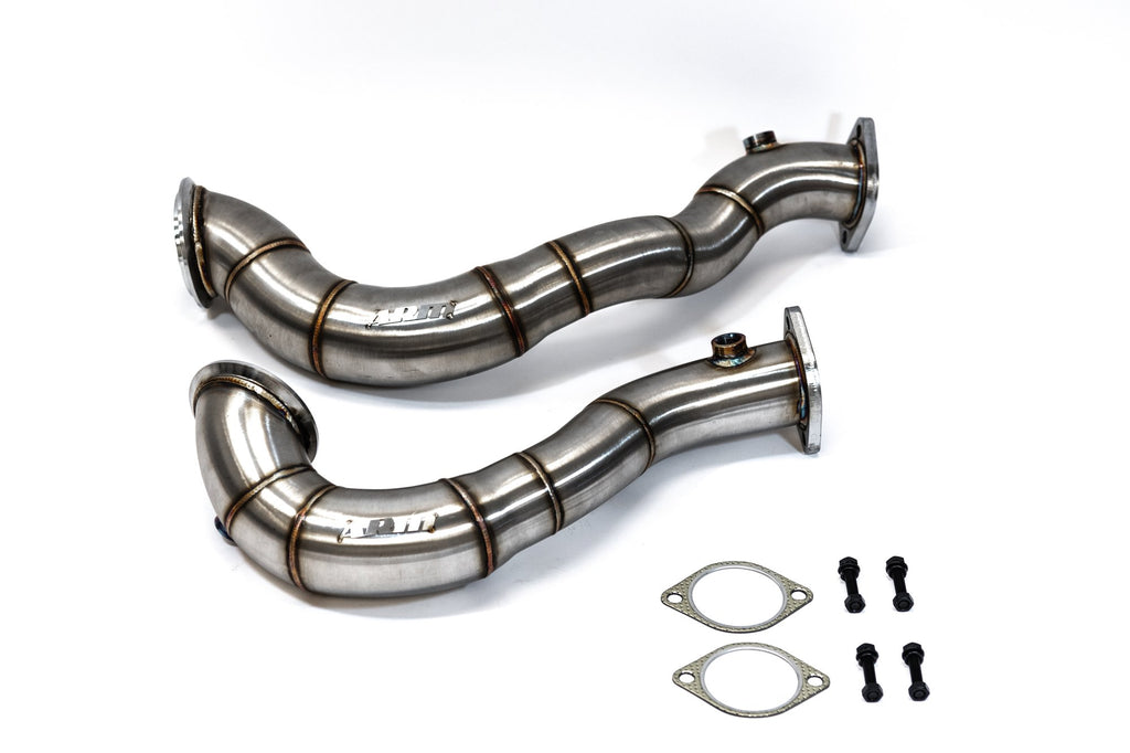 ARM BMW 335XI CATLESS DOWNPIPES - N54 AWD