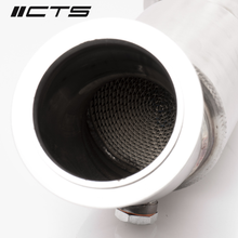 Load image into Gallery viewer, CTS TURBO 3.5″ HIGH-FLOW CAT BMW N55 (PNEUMATIC WASTEGATE)