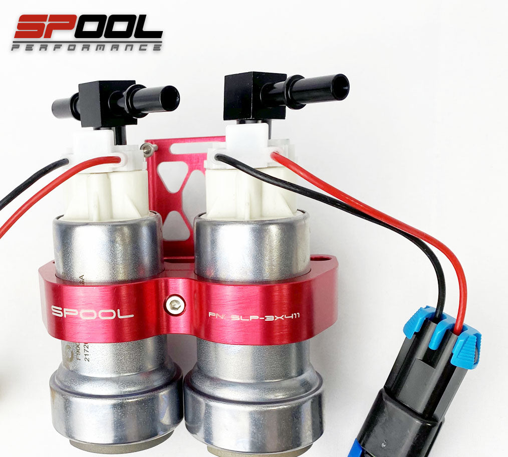 SPOOL E9X/E8X Bucketless Stage 3 Low Pressure Fuel Pump