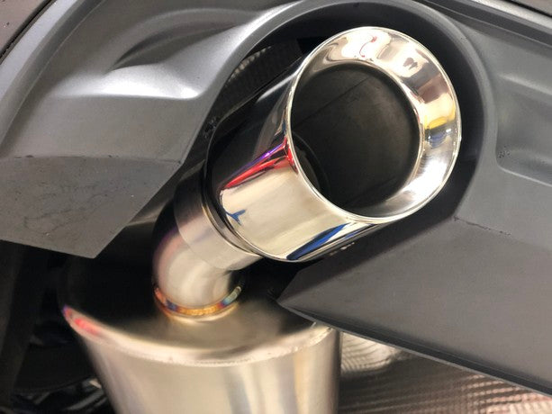 CTS TURBO B9 AUDI A4 2.0T CATBACK EXHAUST SYSTEM (2017-2019)