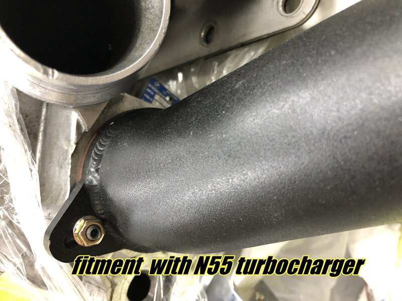 FTP F-N55 air intake pipe ( inlet pipe) V2 , 13717602651