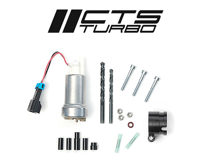 CTS TURBO STAGE 3 FUEL PUMP UPGRADE KIT FOR VW/AUDI MQB MODELS (2015+)