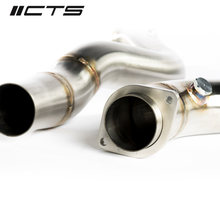 Load image into Gallery viewer, CTS TURBO 3″ STAINLESS STEEL DOWNPIPE BMW S55 F80 F82 F87 M3/M4/M2 COMPETITION