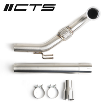 Load image into Gallery viewer, CTS Turbo GEN3 TSI 1.8T/2.0T EXHAUST DOWNPIPE