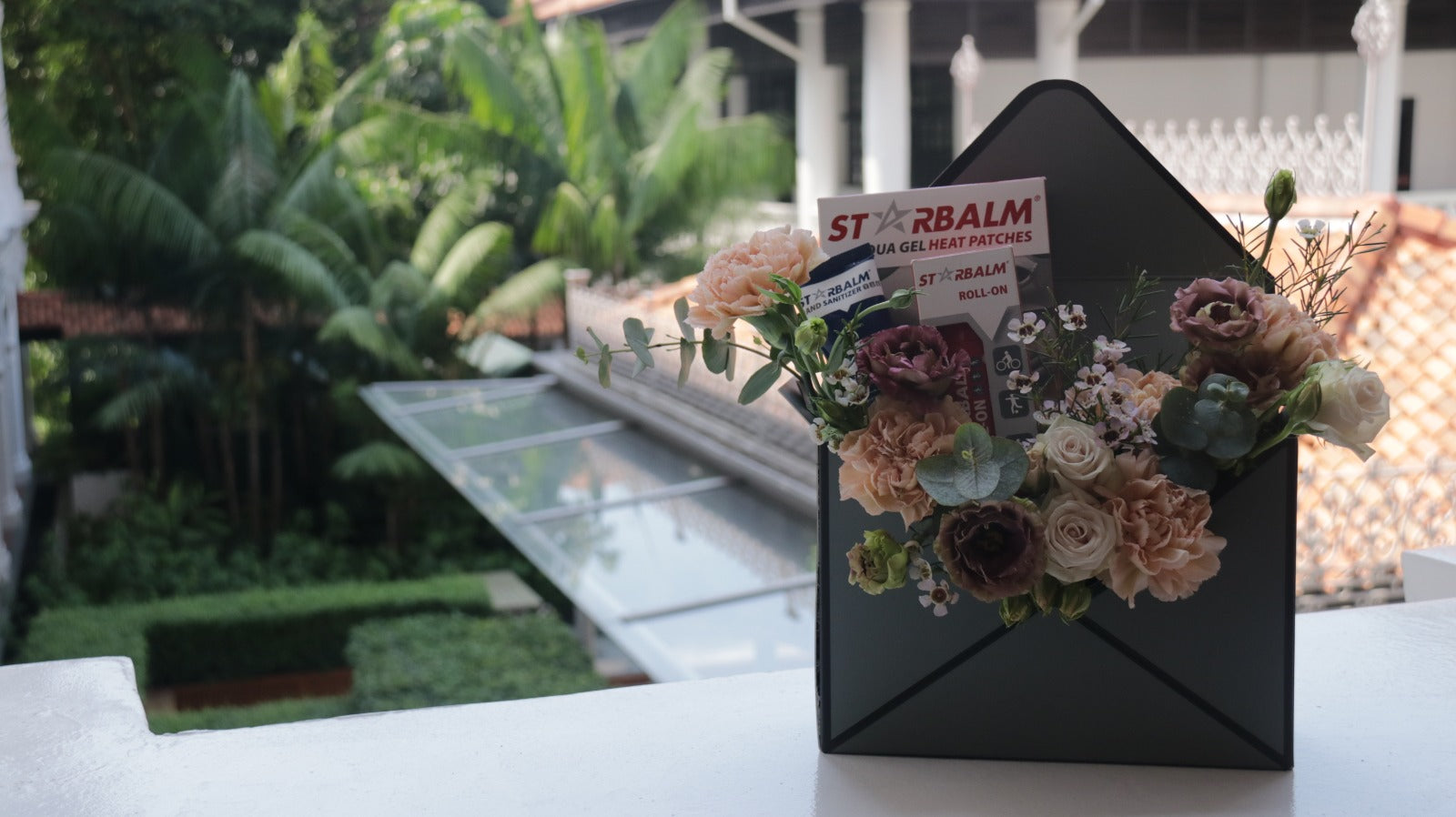 MOM, We Care for You (Floral Care Pack x Starbalm)