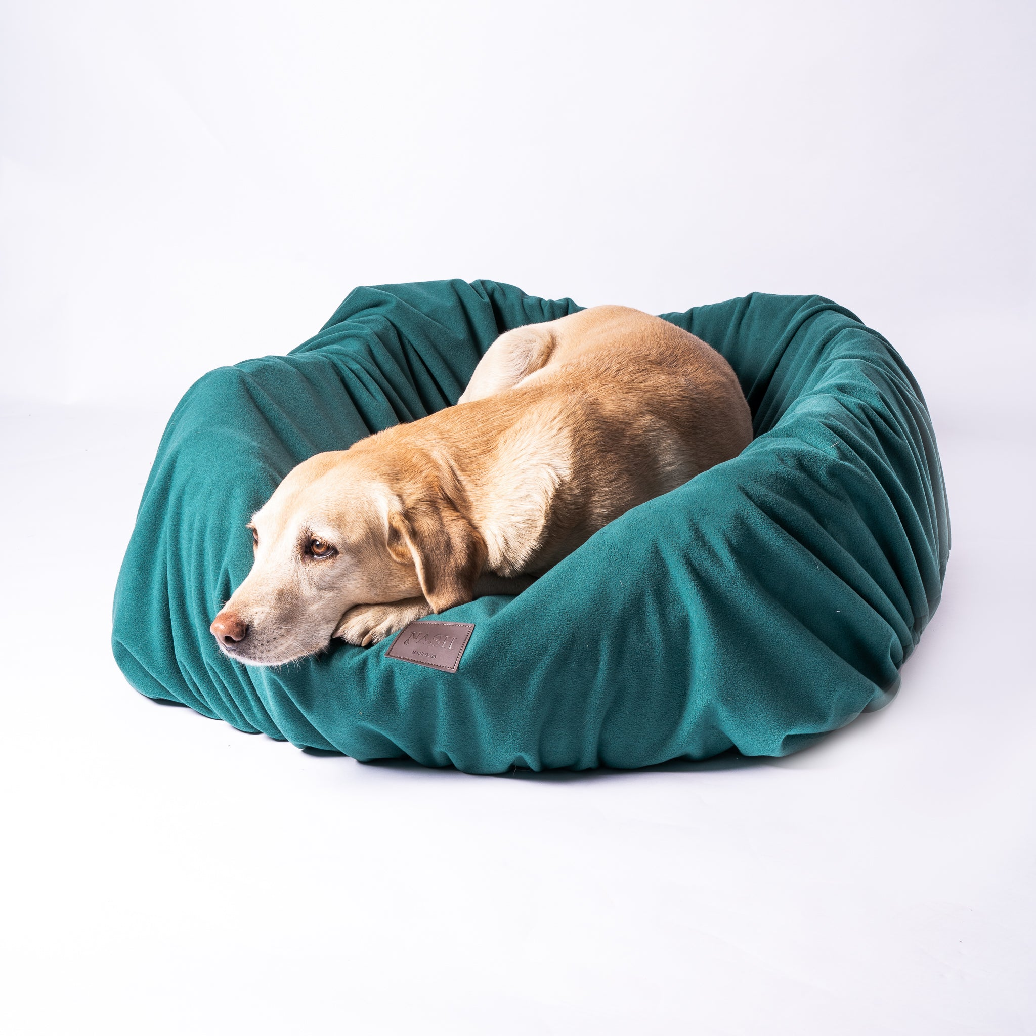 Waterproof Microfleece Dog Bed Cover - Shop Bamboo Dog Drying Coats, bed covers, drying mitts & throw Online!
