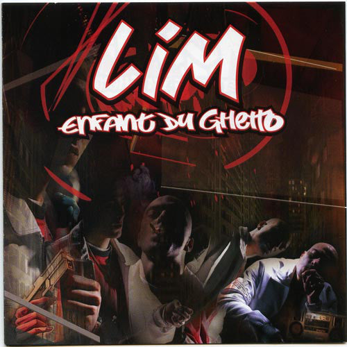 Album CD/DVD Enfant du ghetto dédicacé ( LIM )