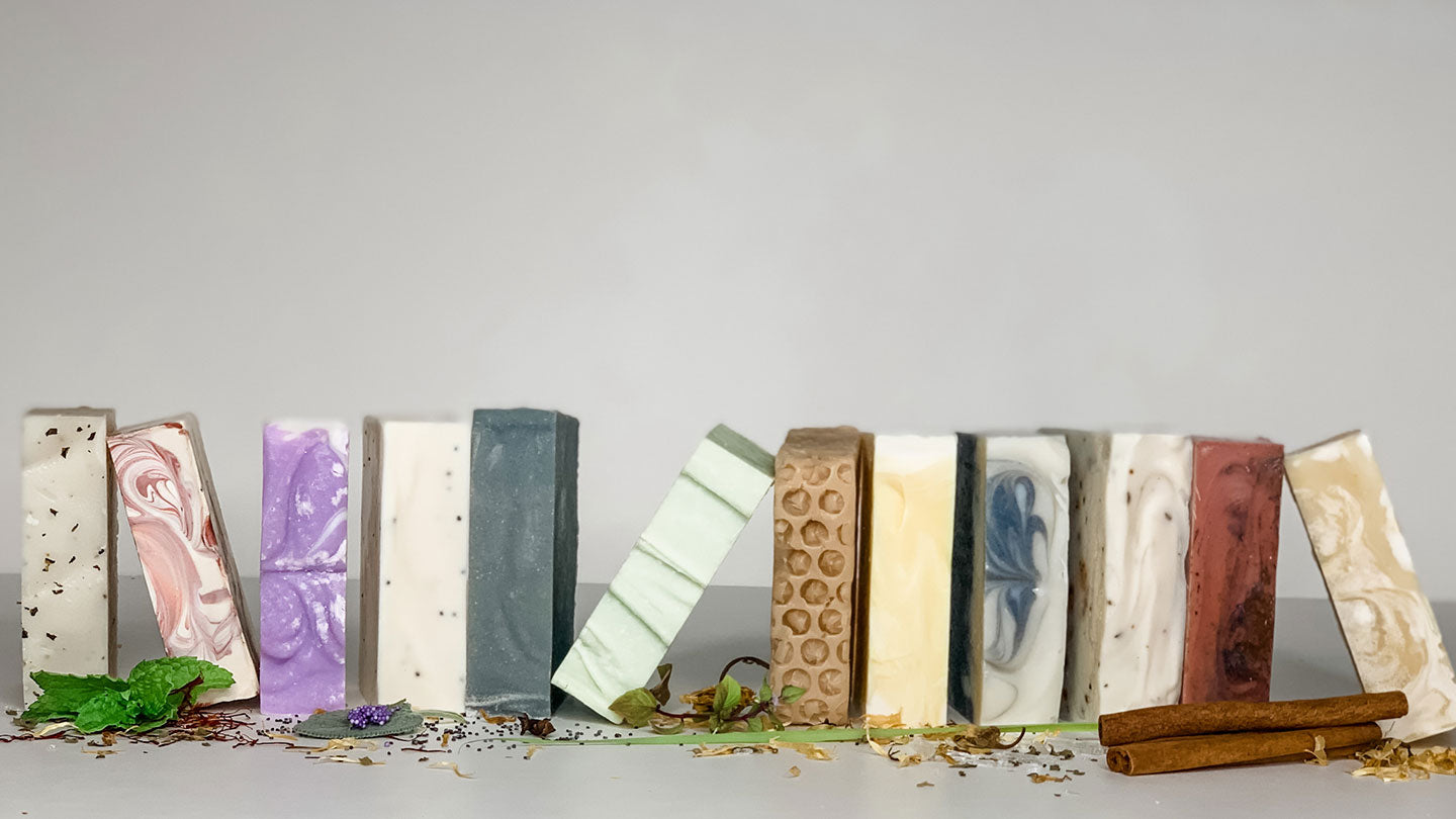Simply Organic Soap Product Image