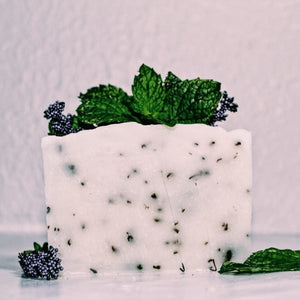 Organic Bar Soap with Eucalyptus, Lavender & Spearmint Essential Oils