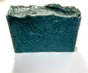 Charcoal Face and Body Soap